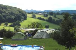 Gites en mini Camping Trouve