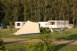 camping de kleine stad